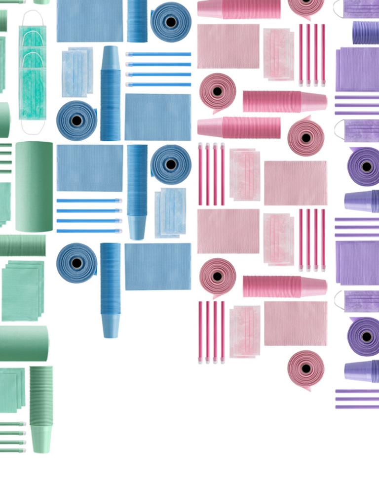 monouso colorati