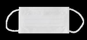 mascherina monouso bianca