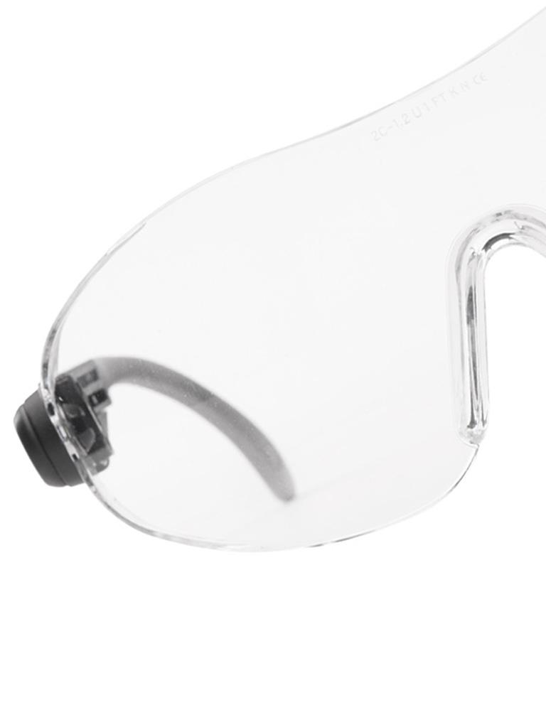 occhiali protettivi sferici