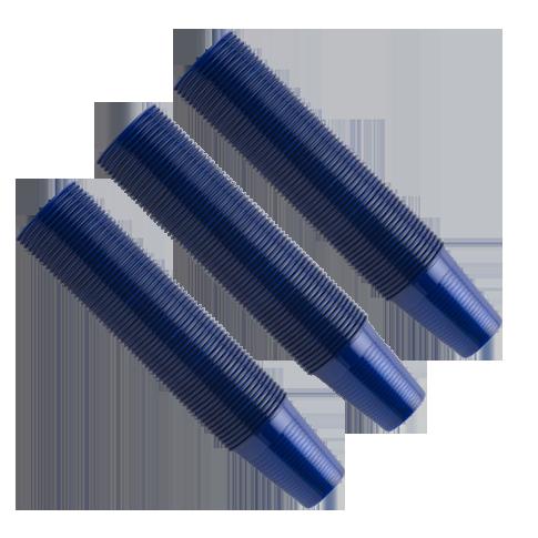 bicchieri monouso blu