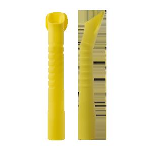 aspiratore giallo