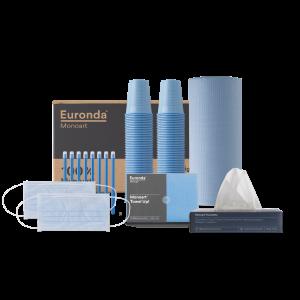 New Kit Monoart 100% azzurro
