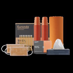Kit Monoart 100% arancio