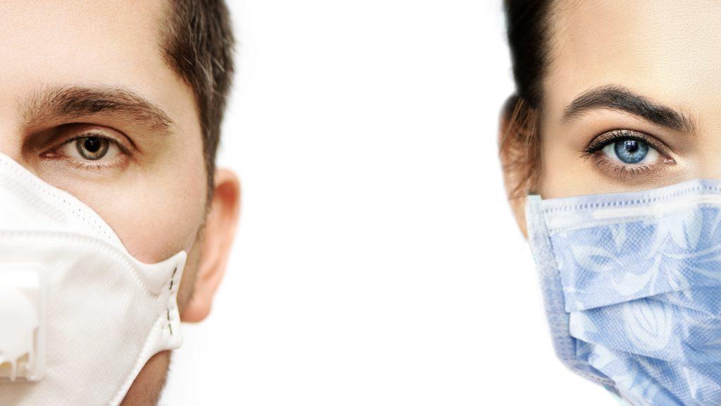 mascherina chirurgica euronda respiratore